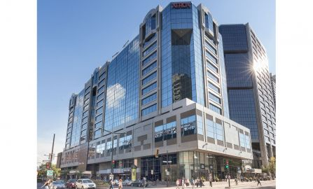 3400 de Maisonneuve West Blvd, Tower 1