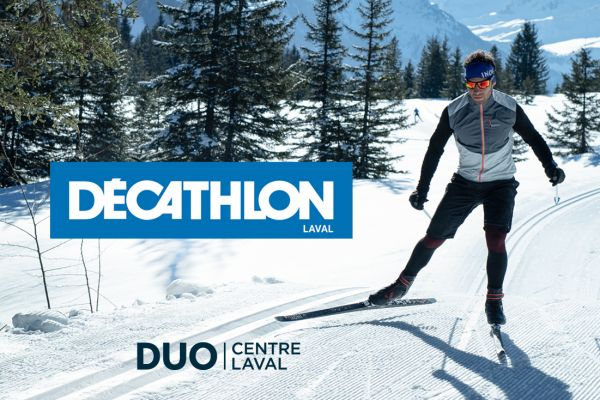 Décathlon Opens a New Store in DUO Centre Laval!
