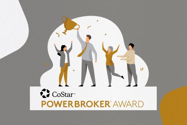 Cominar Named a Top Leasing Firm by the CoStar Power Broker Awards