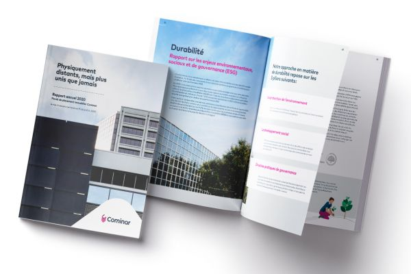 Discover our 2020 Annual Report