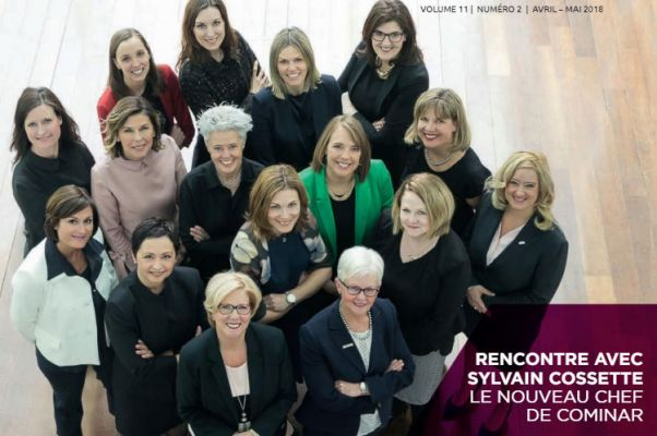 Cominar rayonne dans l'Immobilier Commercial