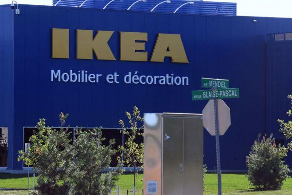 Ouverture d'IKEA à Québec le 22 août prochain