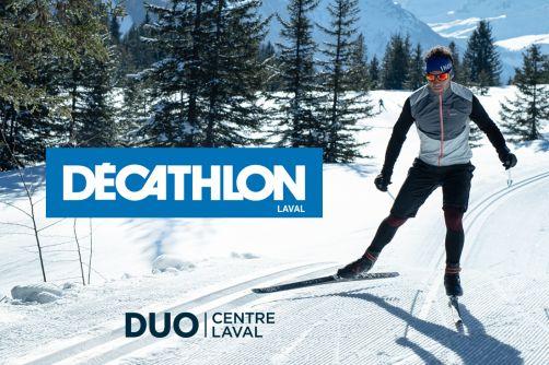 Décathlon s'installe à DUO Centre Laval!