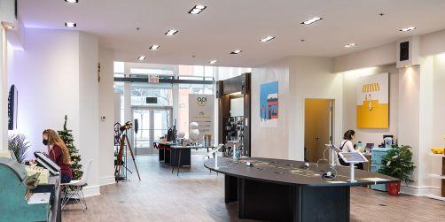 Cominar est fier de mettre en valeur des solutions technologiques québécoises pour outiller les détaillants