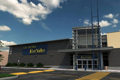 Centre Laval to Welcome Quebec's First Lee Valley Store