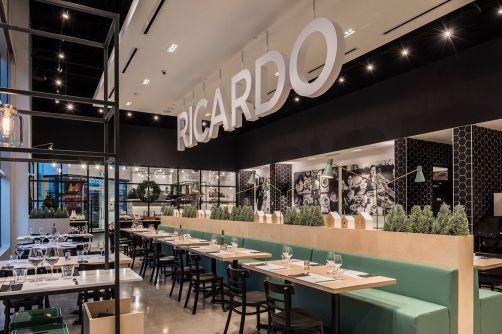 Centropolis accueille le Café Ricardo