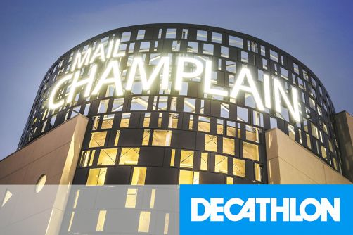 Decathlon at Mail Champlain