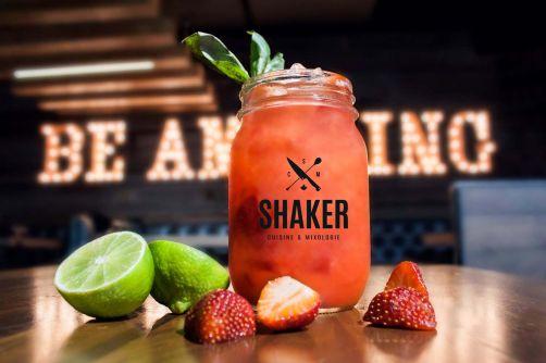 Le centre Les Rivières accueille le Shaker Cuisine & Mixologie