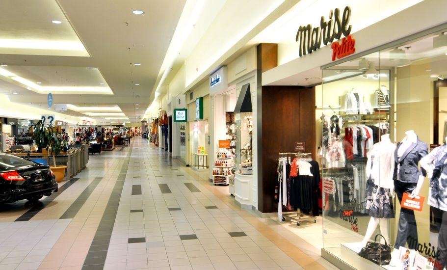 Centre commercial Rivière-du-Loup