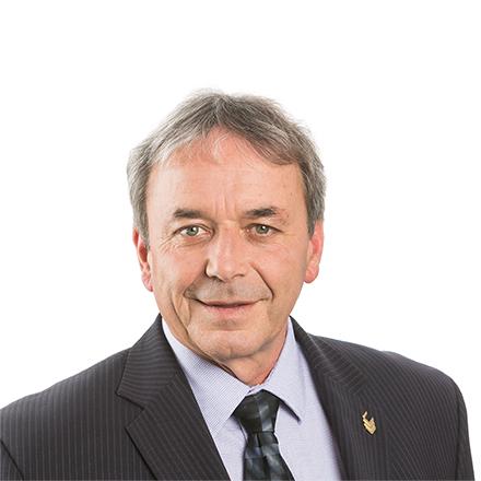 Gerry McBride