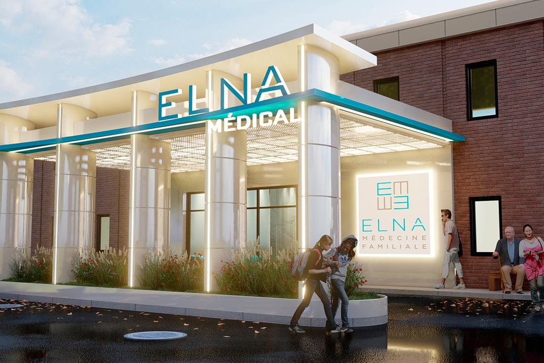 Une première au Centre Rockland : ouverture prochaine d'un complexe médical ultra-moderne