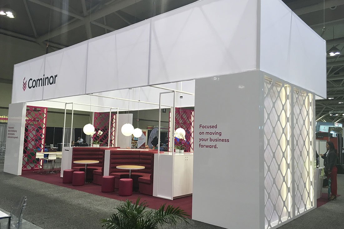 Cominar Unveils its New Kiosk!