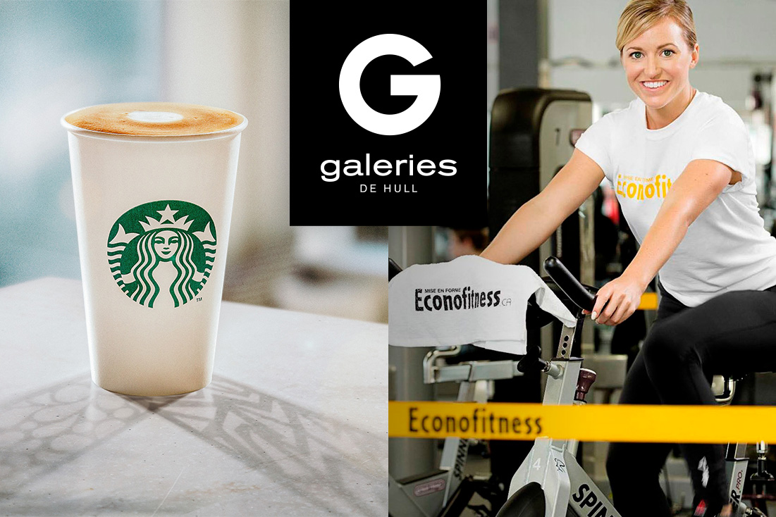 Econofitness and Starbucks are coming to Galeries de Hull