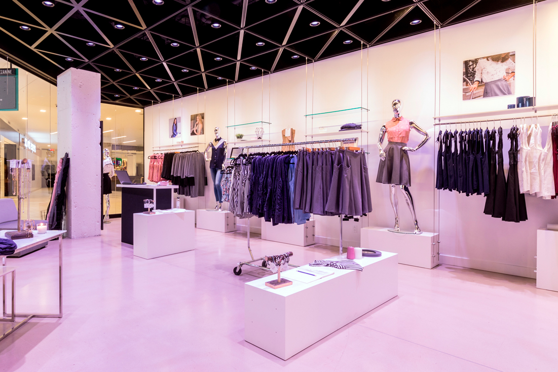 Dynamic New Pop-up Concepts – Retail