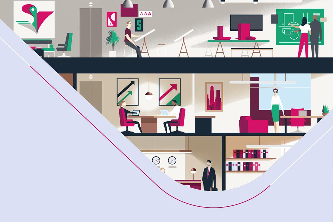 Le bureau du futur : considérations