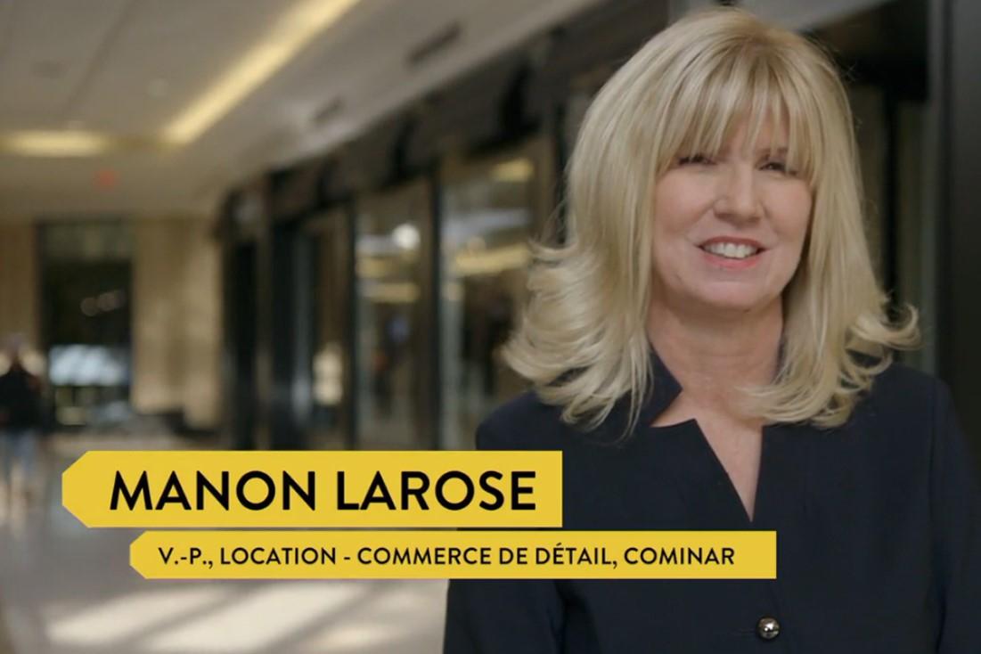 Cominar Featured on Télé-Québec