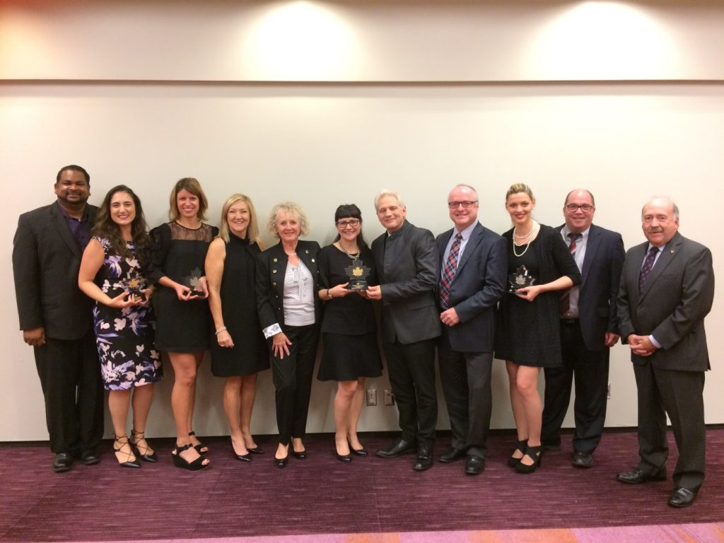 Cominar Shines at the ICSC's Maple Leaf Awards