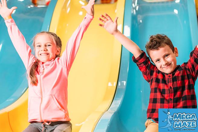 Le méga Centre Saint-Jérôme accueille un Méga Centre d'amusement