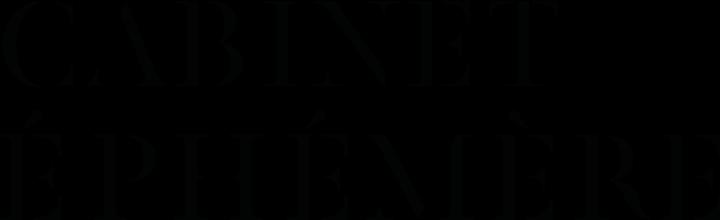 Cabinet Éphémère